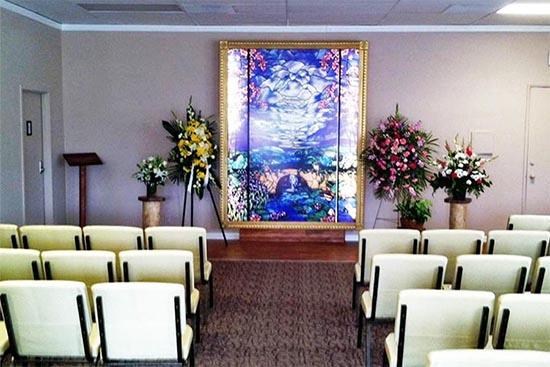 Our Memorial Chapel - Princess View Dr.