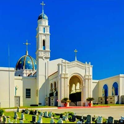 Holy Cross Cemetery & Mausoleum
