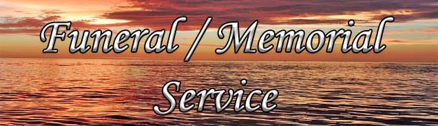 Why Have  Funeral Service ?